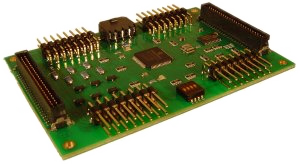 Khepera IV KoreIOLE Expansion Board