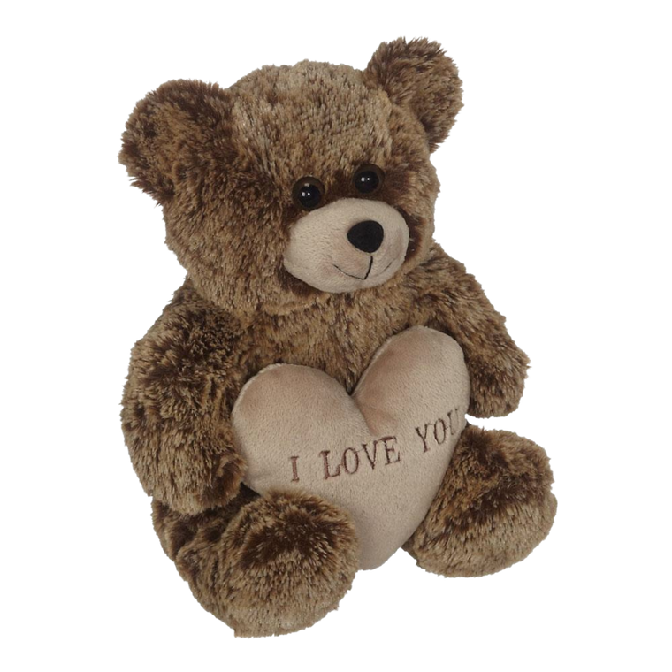 *I love you Brown Bear