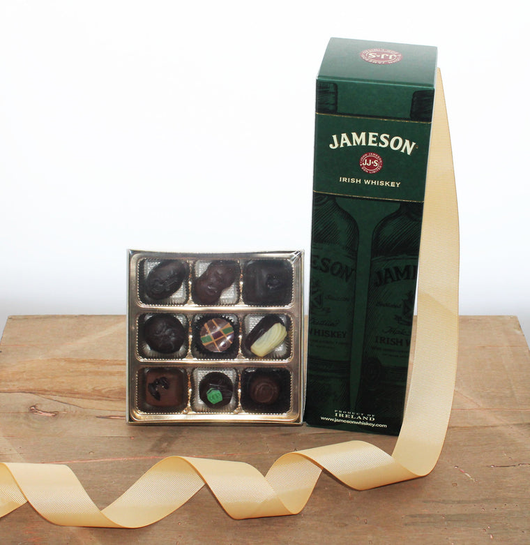 Whiskey and Chocolates