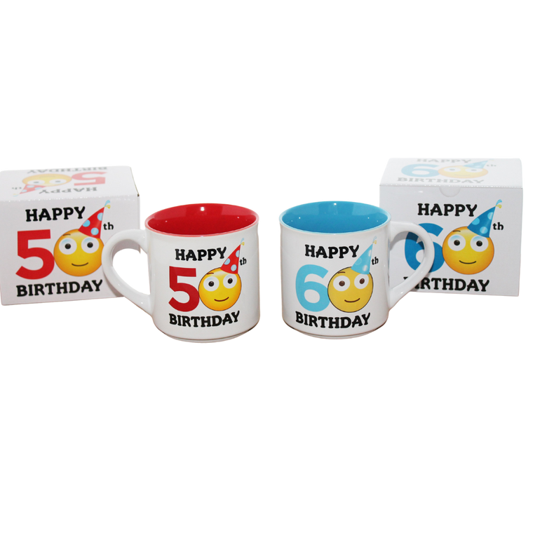 *Milestone Birthday Mug