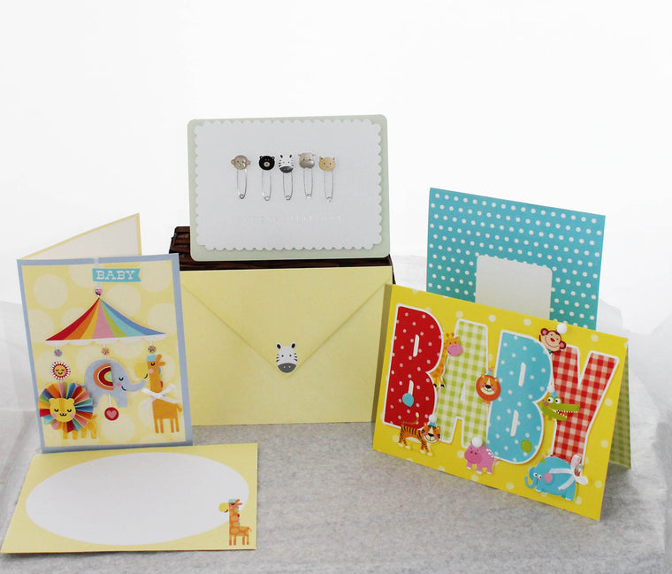 Occasion Card - Baby
