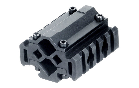 Barrel Picatinny Rail Mount, 5 Slots