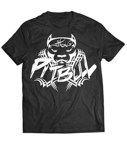"David ""Pitbull"" Grant Official Logo T-Shirt"