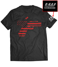American Peace Shooter T-Shirt