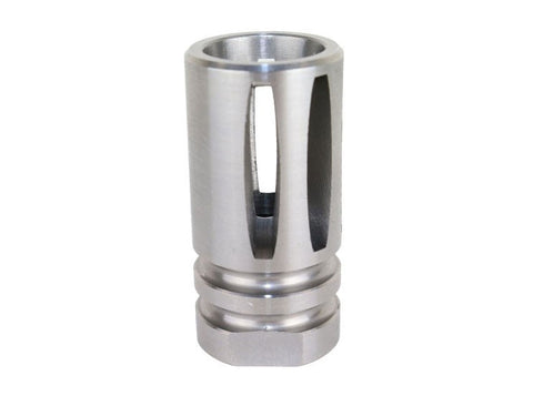 A2 Flash Hider (.300 Blackout / 7.62x39 / 6.5 Grendel) Stainless Steel