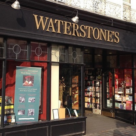 Waterstones partnered with Afrotouch Design