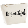 Be:you:tiful Canvas Pouch