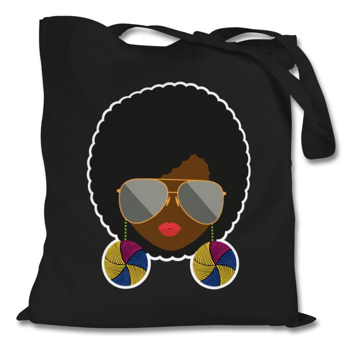 Vibrant Bold Beautiful - Tote Bag