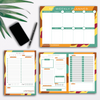 Safari Daily Planner | AfroTouch Design