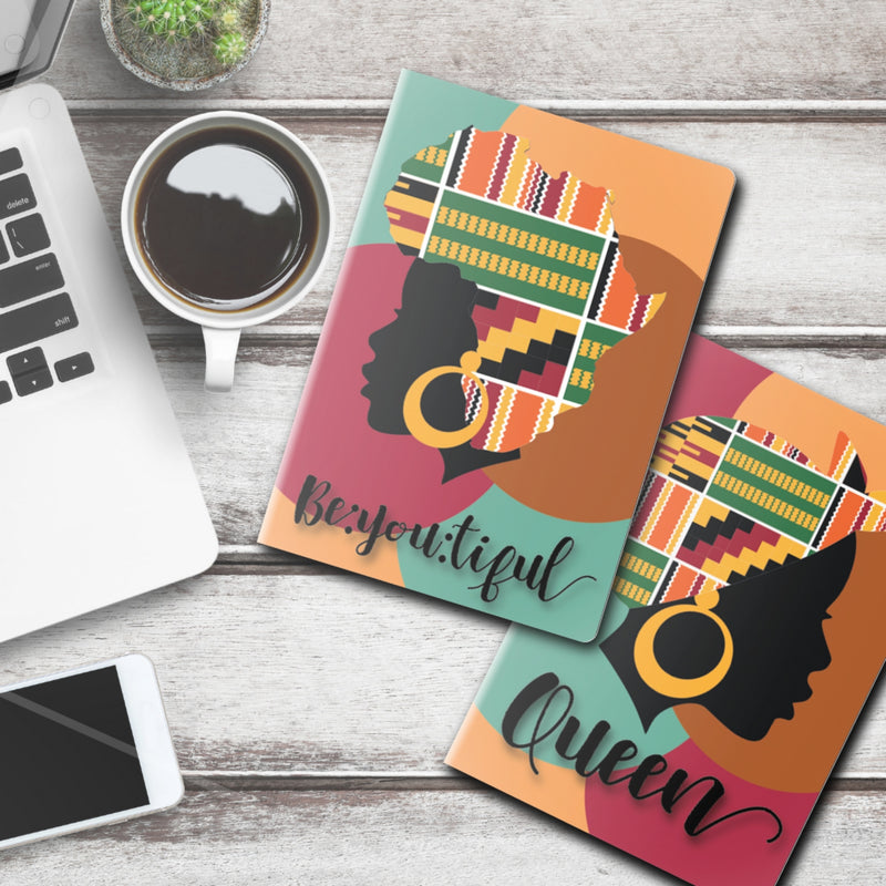 Afrocentric Notebooks - Set of 2