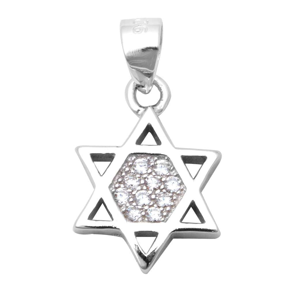 Sterling Star of David
