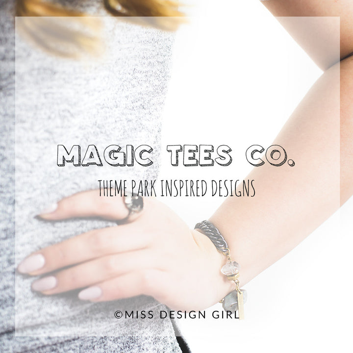 Magic Tees Co. Logo Design