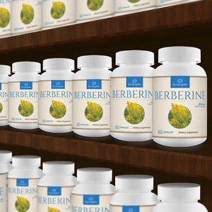 Premium Berberine Supplement - Sunergetic