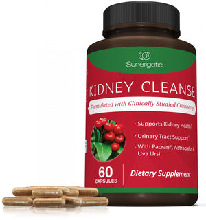 Powerful Kidney Support Supplement - Sunergetic