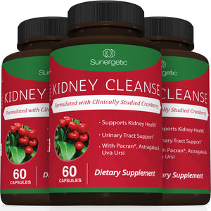 Powerful Kidney Support Supplement - Sunergetic Products
