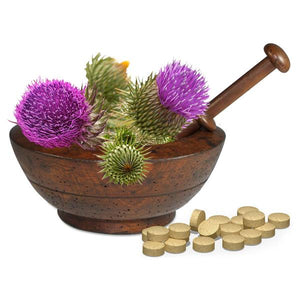 Premium Milk Thistle Supplement - Sunergetic