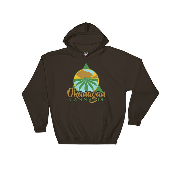 Okanagan Cannabis Hooded Sweatshirt