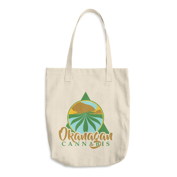 Okanagan Cannabis Tote Bag