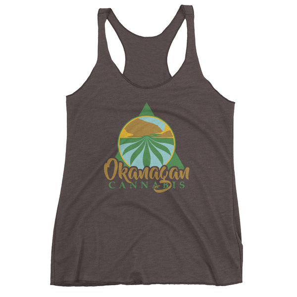 Okanagan Cannabis Women's tank top
