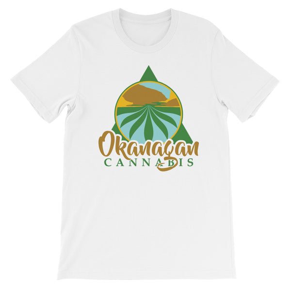 Okanagan Cannabis T-shirt