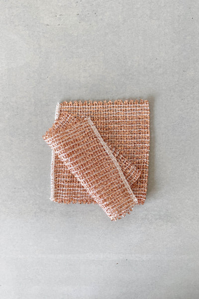 COPPER CLEANING CLOTH - SET OF 2