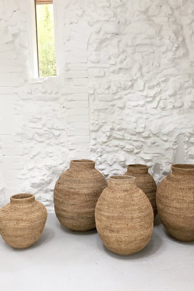 CALABASH BASKETS - LARGE POTS
