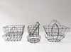 WIRE GROCERY BASKET - LARGE