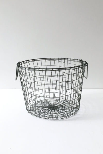 WIRE ROUND BASKET LARGE