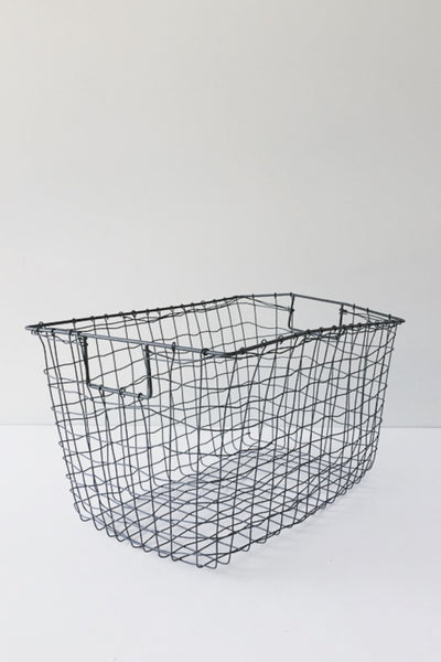 WIRE STANDARD BASKET LARGE