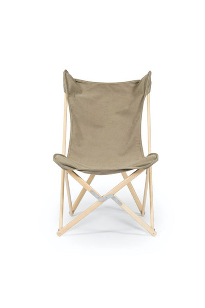 TRIPOLINA CHAIR IN KHAKI