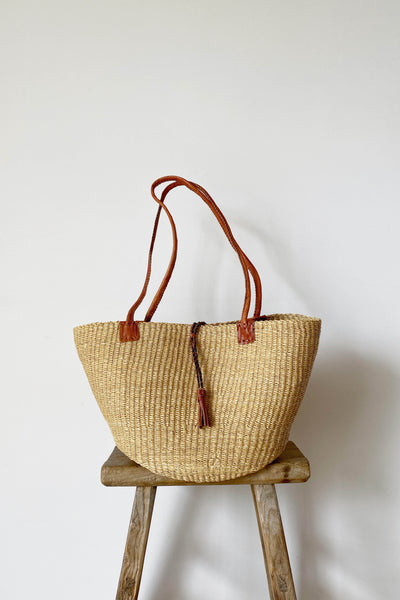 ELEPHANT GRASS SHOULDER BAG