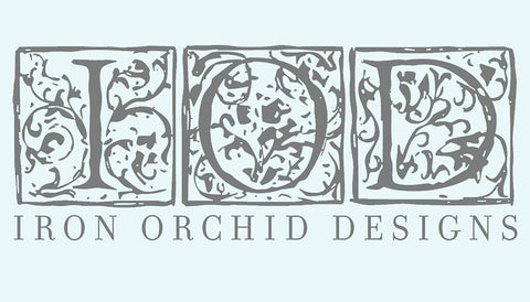 Iron Orchid Designs UK Stockist!