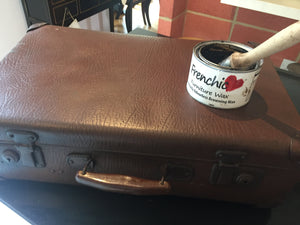 Revamp a vintage suitcase