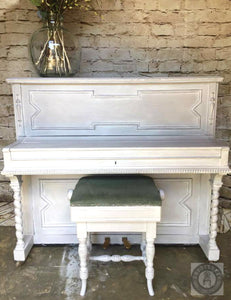Chalk Paint - Shabby Chic Piano