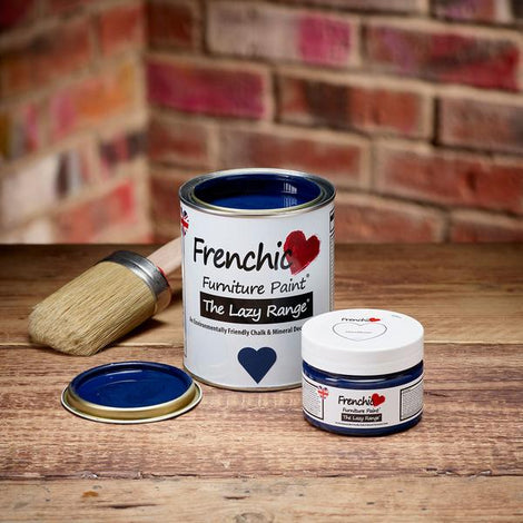 FRENCHIC LAZY RANGE - CHALK PAINT WITH BUILT IN WAX