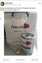 Frenchic Chalk Paint Banbury