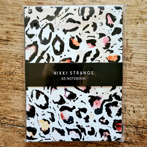 Nikki Strange A5 Notebook