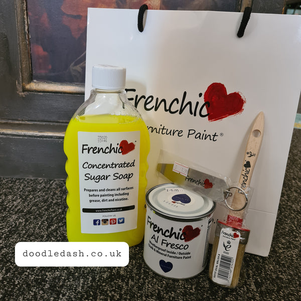 Frenchic Beginners Kit by Doodledash Interiors