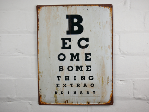 Sign (Become Something)