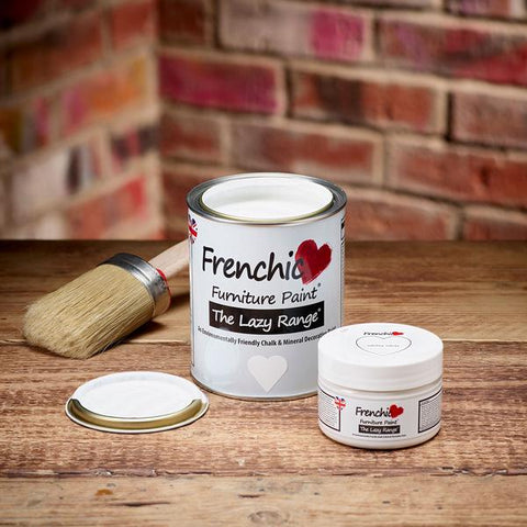 Frenchic Lazy Range 'Whitey White' - Doodledash