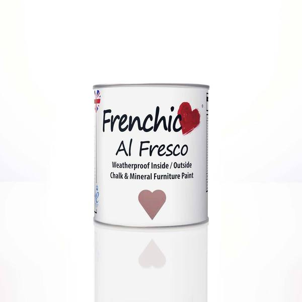 Frenchic Al Fresco 'Dusky Blush' indoor/outdoor Chalk Paint