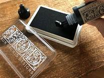 IOD Decor stamping ink - UK Stockist