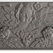 IOD Decor Mould - Classical Cherubs - Doodledash