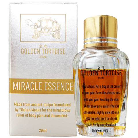 Golden Tortoise Miracle Essence