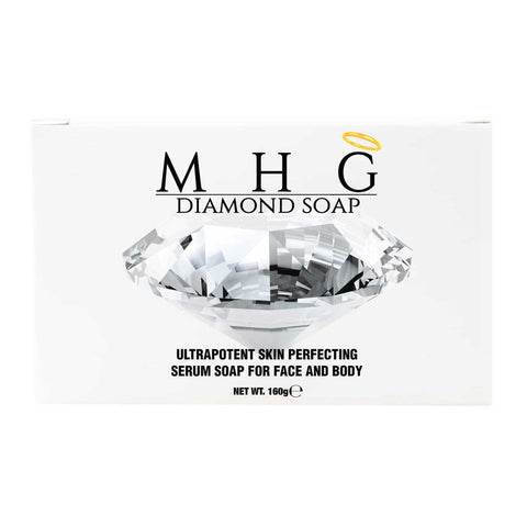 MHG Diamond Soap