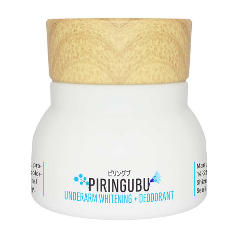 Piringubu Underarm Whitening With Deodorant Cream
