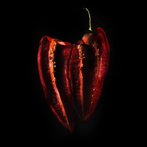 Red Bell Pepper, Capsicum