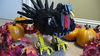 Robotic Thanksgiving Turkey!