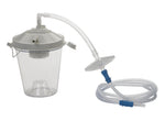 Universal Suction Machine Tubing and Filter Replacement Kit with Canister, Pack of 1