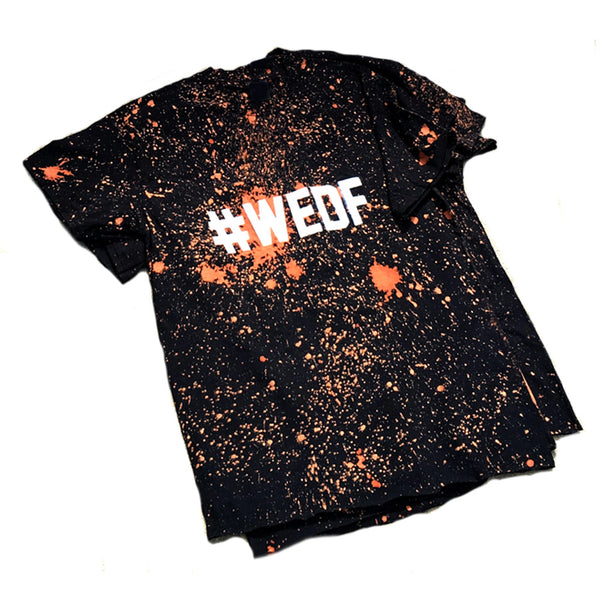#WEDF Distressed T-Shirt